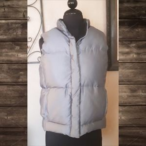 Gap Puffer Down Vest Small